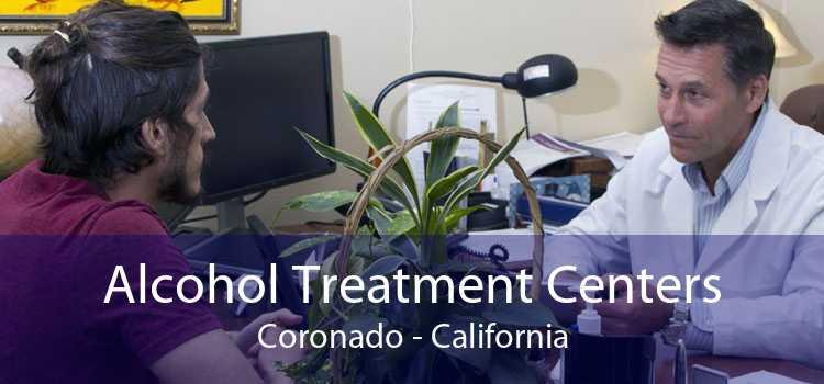 Alcohol Treatment Centers Coronado - California