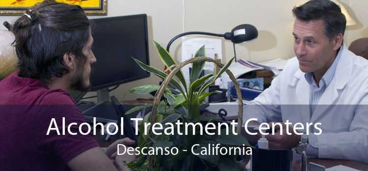 Alcohol Treatment Centers Descanso - California