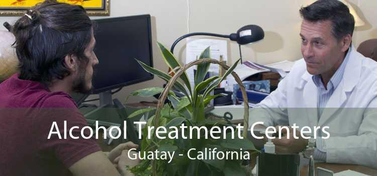 Alcohol Treatment Centers Guatay - California