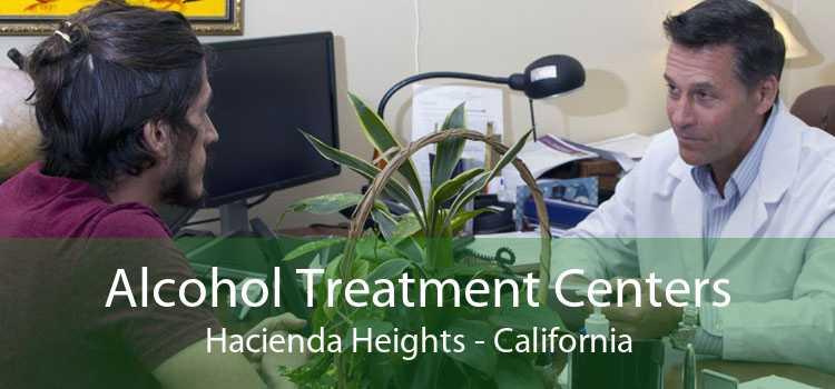 Alcohol Treatment Centers Hacienda Heights - California
