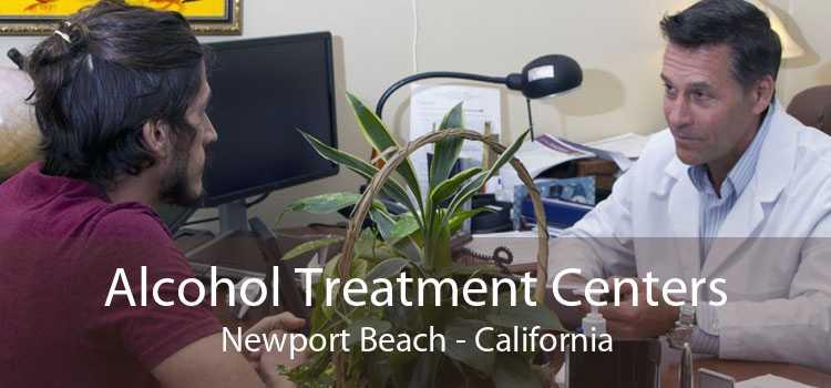 Alcohol Treatment Centers Newport Beach - California