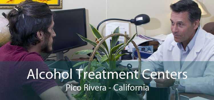 Alcohol Treatment Centers Pico Rivera - California