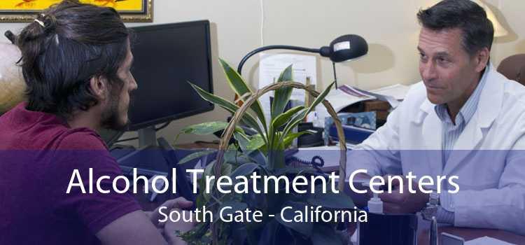 Alcohol Treatment Centers South Gate - California