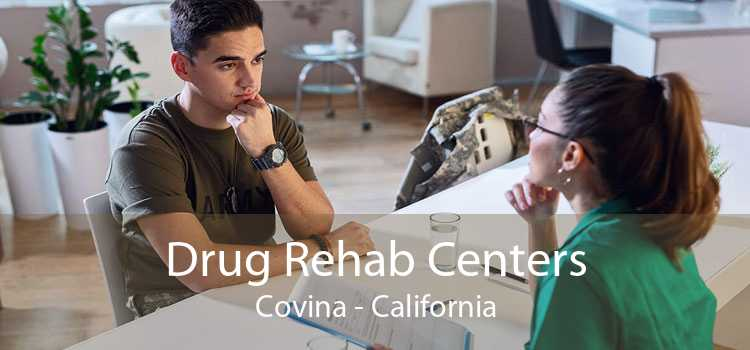 Drug Rehab Centers Covina - California