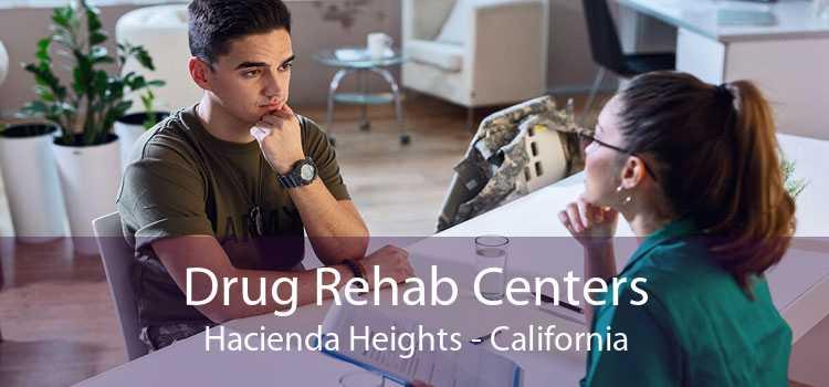 Drug Rehab Centers Hacienda Heights - California