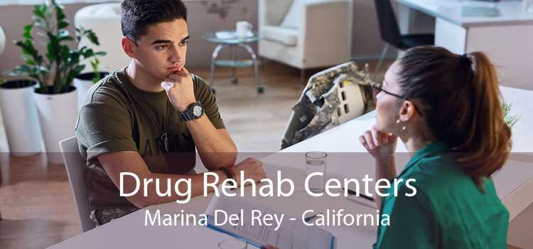 Drug Rehab Centers Marina Del Rey - California