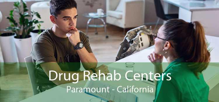 Drug Rehab Centers Paramount - California