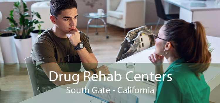 Drug Rehab Centers South Gate - California