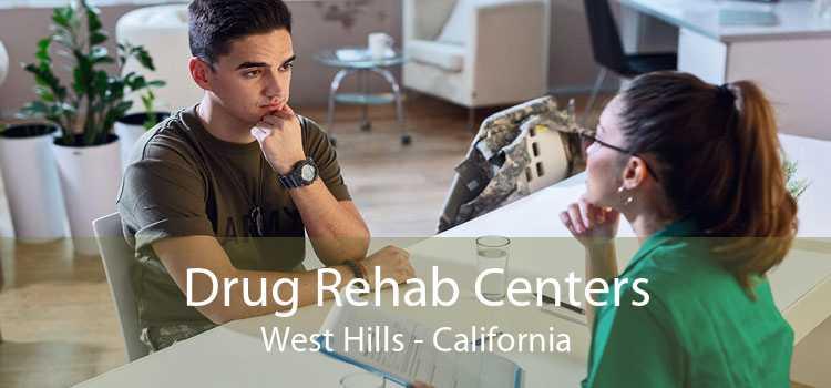 Drug Rehab Centers West Hills - California