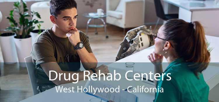 Drug Rehab Centers West Hollywood - California