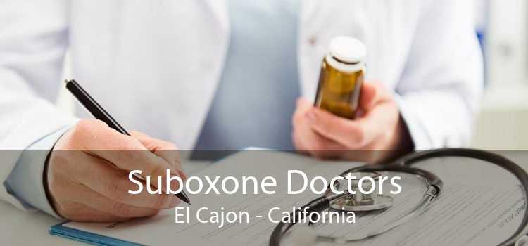 Suboxone Doctors El Cajon - California
